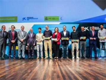 Seacliq, GlyCardial Diagnostics, Huub, Predictiva, Tracer y Feltwood ganan los Premios EmprendedorXX
