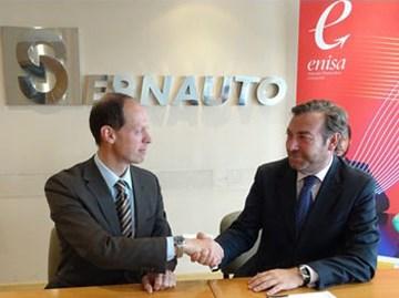 Enisa y SERNAUTO firman un convenio de colaboración
