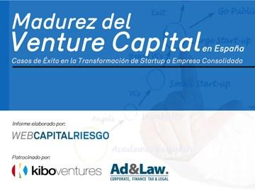 "Informe ""Madurez del Venture Capital en España"""