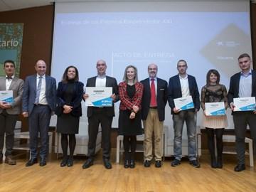 La empresa Beeplanet Factory gana los Premios EmprendedorXXI en Navarra