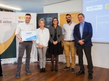 Cherky gana los Premios EmprendedorXXI en La Rioja