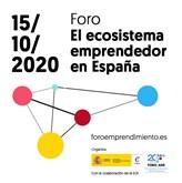 """Informe Enisa: Foro """"El ecosistema emprendedor en España"""". Efecto de la COVID-19"""