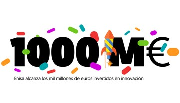 ENISA alcanza 1.000 millones de euros en inversión