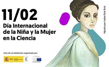 11 de febrero: Día Internacional de la Niña y la Mujer en la Ciencia