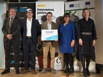 Global Cen gana los Premios EmprendedorXXI en Baleares