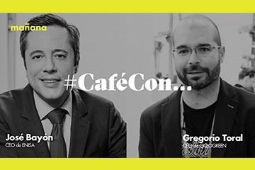 #CaféConMañana: Gregorio Toral y José Bayón